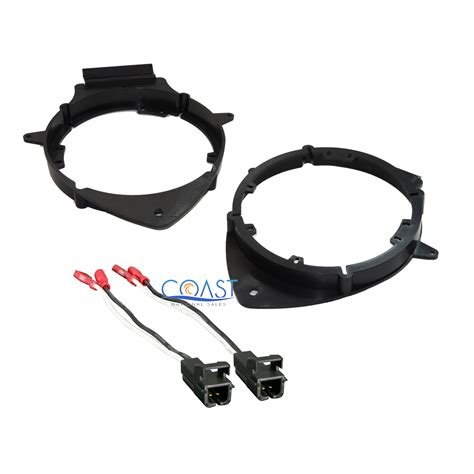 Speaker Gmc Type 888j car front or rear door speaker adapter bracket harness for chevy buick cadillac ebay