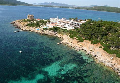 hotel el faro porto conte hotell i alghero sassari och nordv 228 stkusten sardinia focus