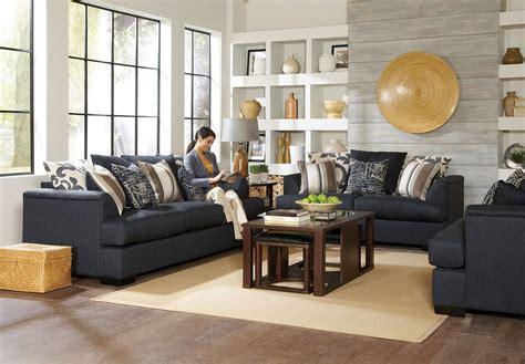 Living Room Furniture Levin Passport Sofa Marine Levin Furniture