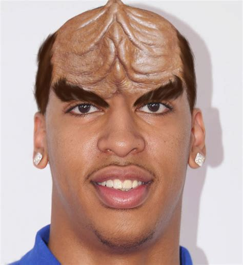 Eyebrow Davis anthony davis s wingspan has possibly grown from 7 5 5 quot to 7 7 75 quot nba