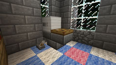 How To Make A Bathroom In Minecraft by Minecraft Furniture Bathroom Minecraft