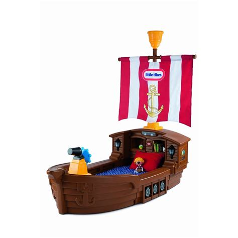 Little Tikes Pirate Bed By Oj Commerce 625954m 483 99 Pirate Ship Bed