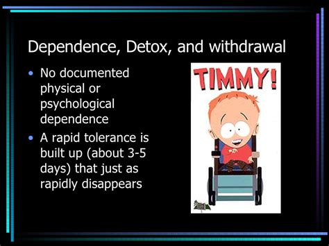 Ghb Withdrawal Detox by Dependence Detox And Withdrawal No