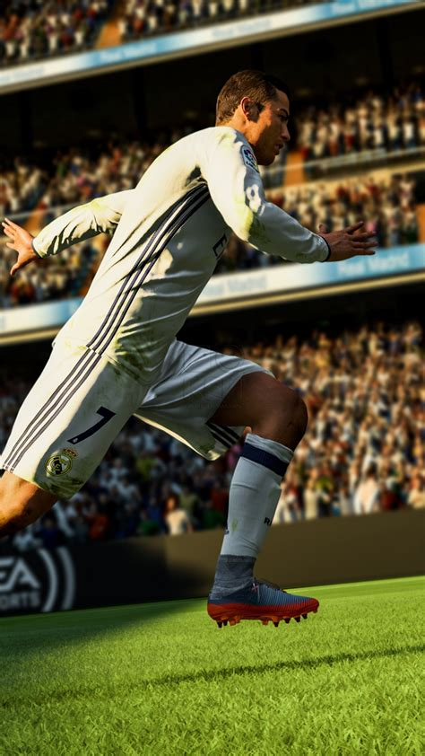 wallpaper fifa  cristiano ronaldo screenshot  games