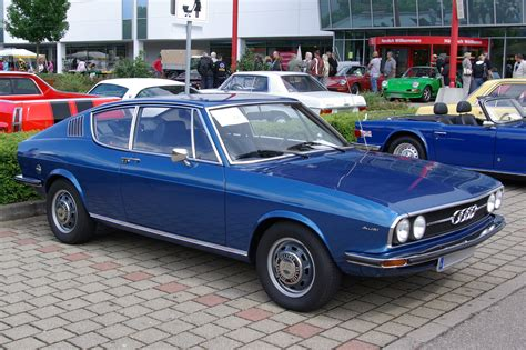 Audi S Coupe by Audi 100 Coupe S