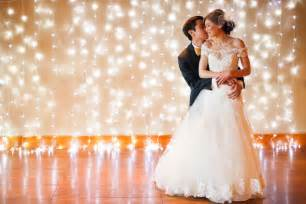 wedding backdrop lights budget wedding eagle glen golf club