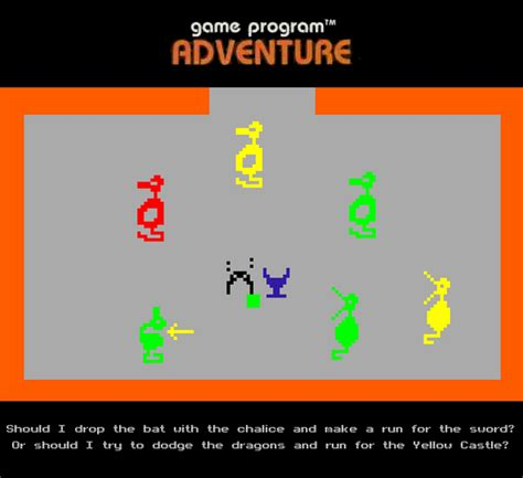 adventure the atari 2600 journal books atari adventure attack by crvnjava67 on deviantart