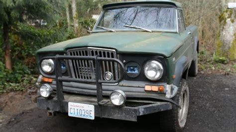jeep gladiator 1966 1966 jeep gladiator 350