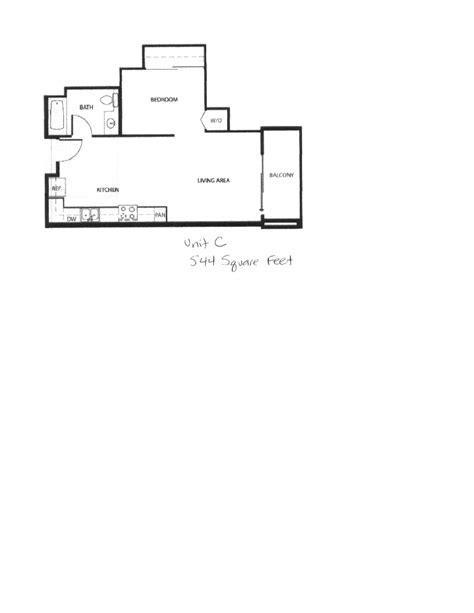 777 floor plan 777 lofts floor plan unit c