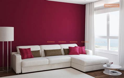 wall colour combination for small living room trendy living room colours this season renomania