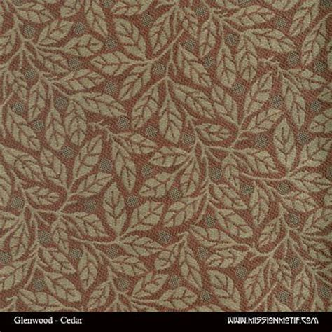 Craftsman Style Upholstery Fabric by Glenwood Cedar Fabric Archive Edition Fabrics Leathers