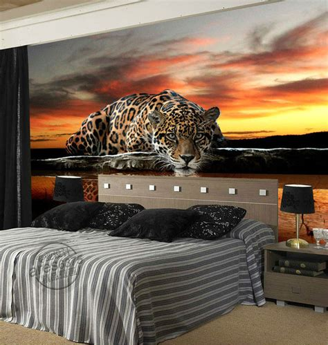 animal print wallpaper for bedroom animal print bedroom wallpaper gallery