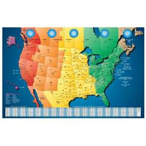 North American Time Zone Map by Time Zones North America Search Results Calendar 2015