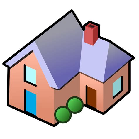 Small Icon For Home File Small Svg House Icon Svg Wikimedia Commons