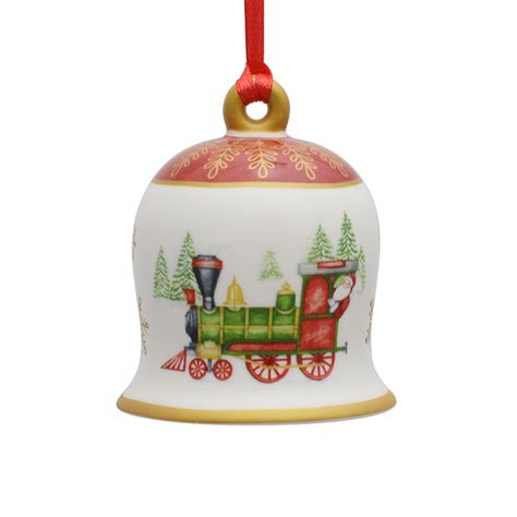 Exceptional Villeroy And Boch Christmas Decorations #1: Villeroy-boch-2017-bell-800x800.jpg