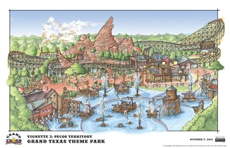 Theme Park Texas | the latest on houston s grand texas theme park the