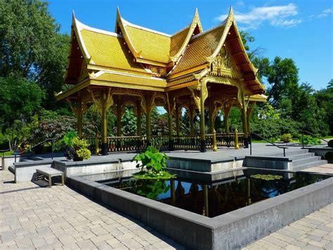 Olbrich Botanical Gardens Wi by Panoramio Photo Of Thai Peace Pavilion Olbrich