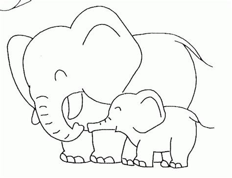 india elephant coloring page indian elephant coloring pages printable colouring4u