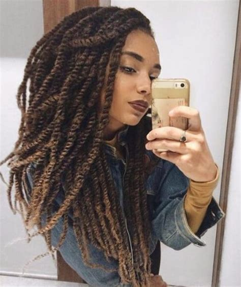 which is better kinky twist or marley twist 45 cool kinky twist hairstyles to try this summer my new