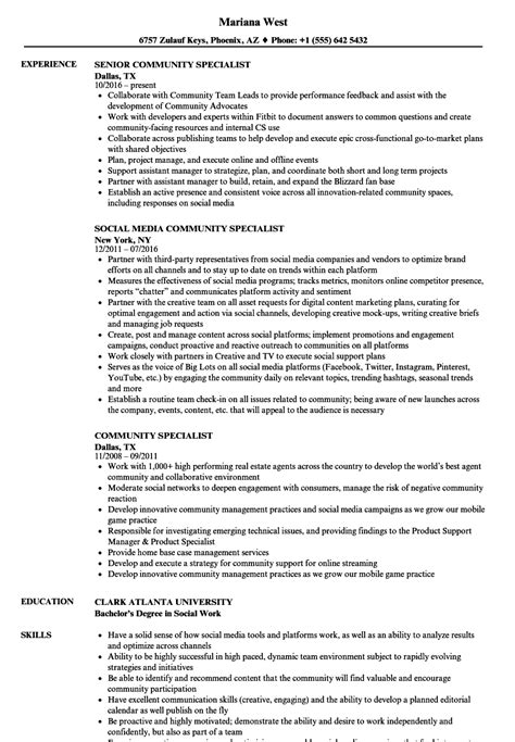 Outreach Specialist Cover Letter by Community Outreach Specialist Resume Prior Authorization Analyst Exles Management Shift