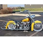 Softail Custom Harley Davidson Used Cars In Chicago