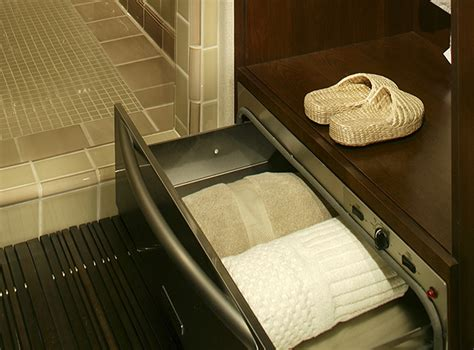 towel warmer drawer bathroom 10 affordable ideas that will turn your small bathroom