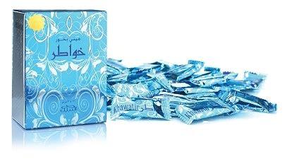 Bakhoor Mini mini bakhoor khwatir incense by nabeel 108gm box of 36 x 3gm