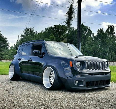 stanced jeep patriot pin do a mike mendez em slammed rydez