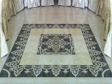 The Pba Carpet And My Styling Project by керамогранитный ковер в зале ресторана Archistyle Kg