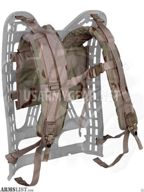 molle pack shoulder straps armslist for sale new usgi issue molle ii shoulder straps