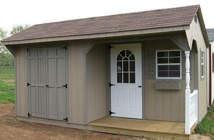 Sheds With Porches For Sale by Save On Amish Sheds In Virginia With Alan S Factory Outlet