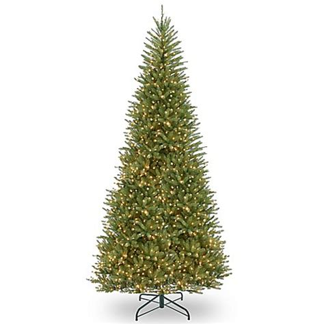 national tree dunhill fir troubleshooting national tree company slim dunhill fir pre lit tree with clear lights bed bath beyond