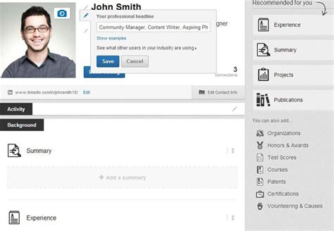 fotos para perfil linkedin como criar uma conta no linkedin