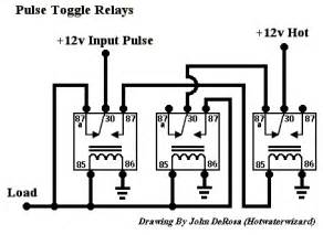 image gallery latching relay diagram