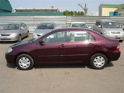 Toyota Corolla Won T Start Used 2003 Toyota Corolla Photos