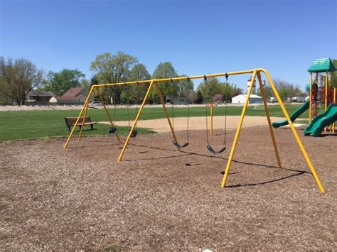 parks with swings grimes iowa gt parks and recreation gt parks