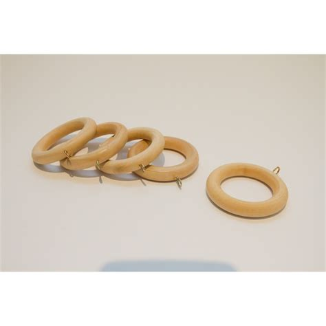 large wooden curtain rings wooden curtain rings for 35mm pole curtain menzilperde net
