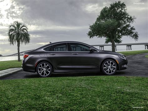 The New 2015 Chrysler 200 by All New 2015 Chrysler 200 Photos News Reviews Specs