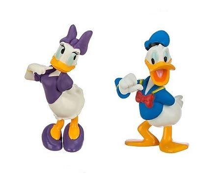 Disney Figure Donald Mickey Minnie Goofy Pluto mickey mouse cake topper minnie mouse donald pluto goofy 6 figure set birthday