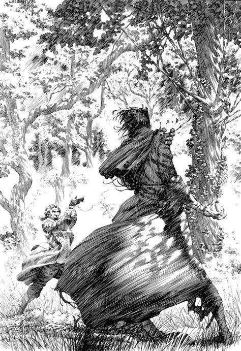 Perdido em Rabiscos: Bernie Wrightson - Frankenstein