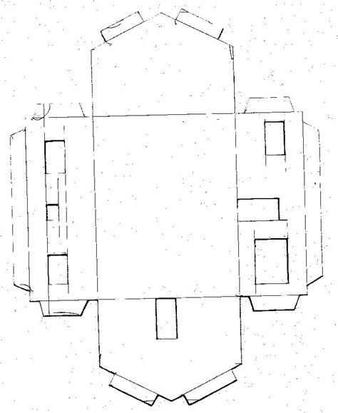 how to make a house plan on paper paper model houses