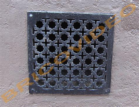boucher grille aeration grille aeration vide sanitaire en tableau isolant thermique