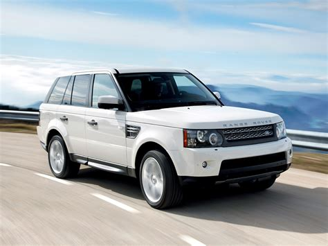 land rover supercharged white gambar land rover range rover sport supercharged 2010