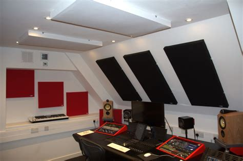 abbey road ins  studio gik acoustics treatment side