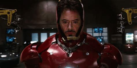film marvel iron man iron man film gif find share on giphy