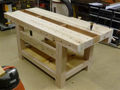 roubo woodworking bench roubo 21st blend workbench by woodwrangler lumberjocks