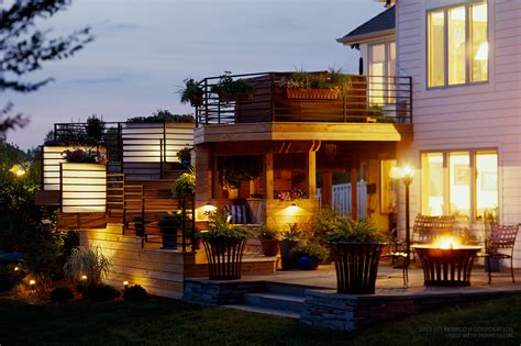 better homes and gardens outdoor lighting outdoor staging tips to light up your home s yard