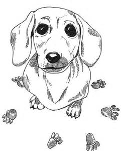 Coloring Pages Doxie Heaven Pinterest All Dogs Go To sketch template