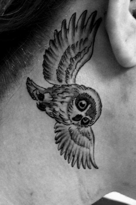 owl tattoo placement owl art on pinterest small owl tattoos owl tattoos and