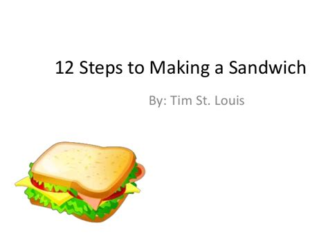 successful cheesemakingã step by step directions photos for nearly every type of cheese books 12 steps to a sandwich